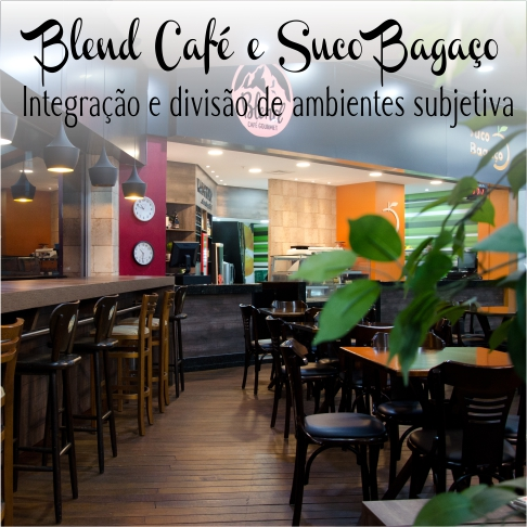 Blend Café e Suco Bagaço